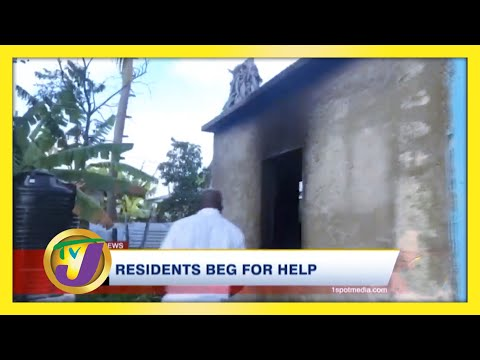 Waterhouse Drive-by Shooting | Clarendon Residents Beg for Help | TVJ News