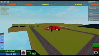 My new flying ferrari f80 | ROBLOX PLANE CRAZY SHOW CASE
