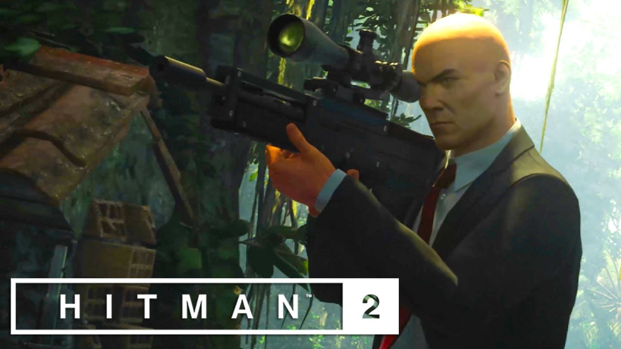 Hitman 2 Official Colombia Gameplay Trailer Youtube