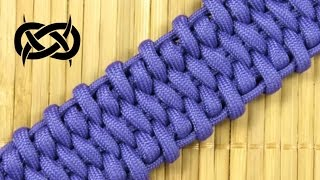 How to make a Trilobite Belly Paracord Buckle Bracelet (Paracord 101)