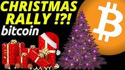 🚀 BITCOIN CHRISTMAS RALLY !!??🚀bitcoin price prediction, rally, analysis, news, trading, crypto
