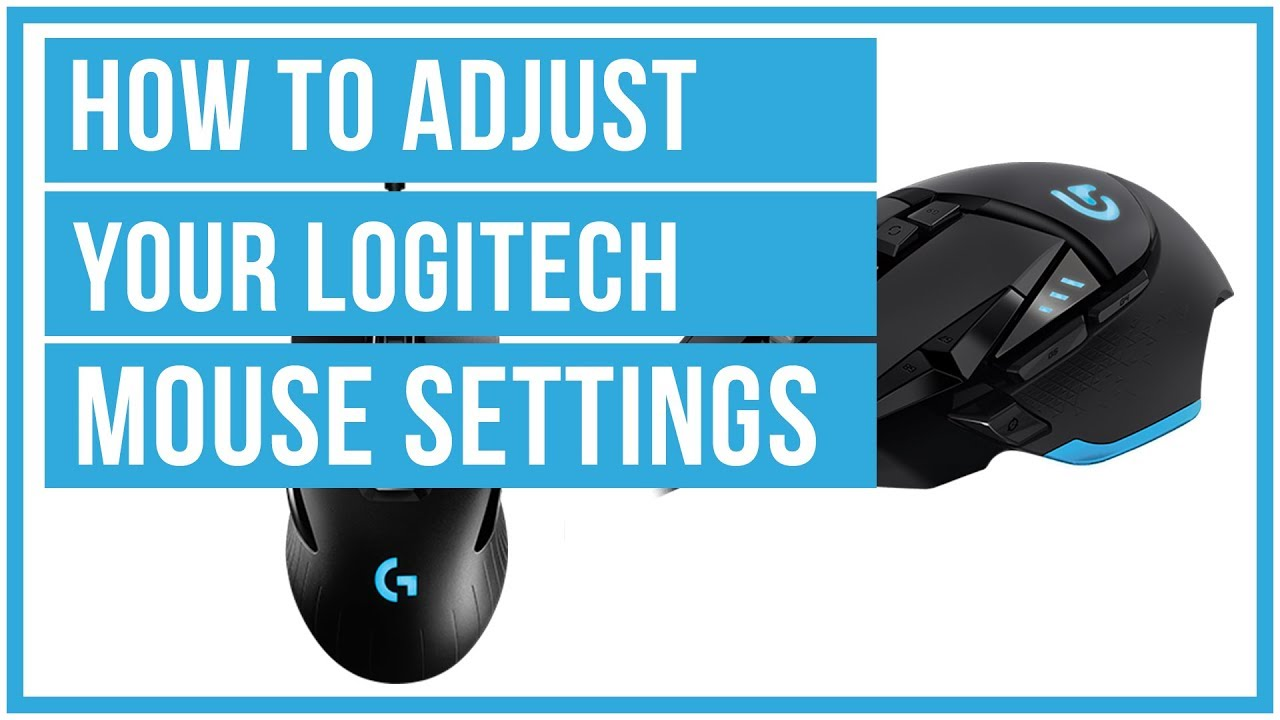 c2602001710 How To Adjust Your Logitech Mouse DPI And Settings - Full Tutorial ...