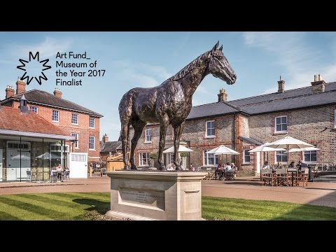 National Heritage Centre for Horseracing & Sporting Art: Art Fund Museum of the Year 2017 finalist