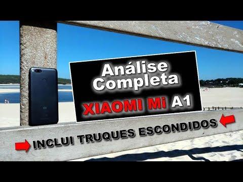 Ver Xiaomi Mi A1! Análise completa e inclui Truques escondidos deste Smartphone  com Android Puro! en Español