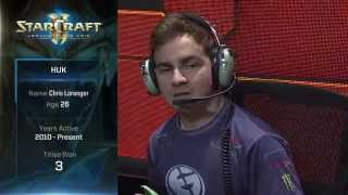 StarCraft II: Legacy of the Void Huk/MC vs. Snute/TLO - BlizzCon Exhibition Match 2