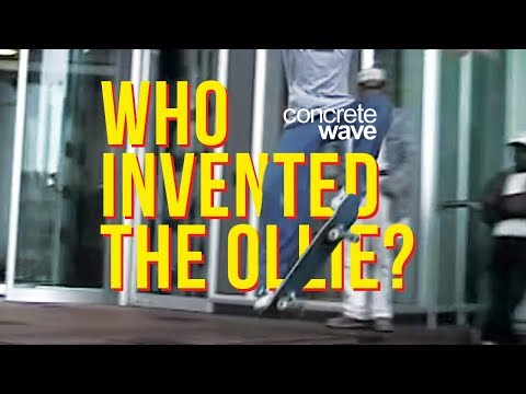 Who Invented The Ollie