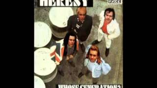 Heresy - Whose Generation EP (1989)