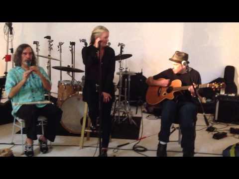 Trish, George, Doug play 'In This Moment' GAB Studio Wynwood
