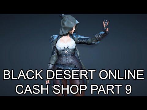 Black Desert Online Cash Shop Update Preview Part 9