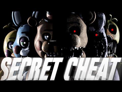 Five Nights at Freddy's 2   SECRET CHEAT CODE! - YouTube