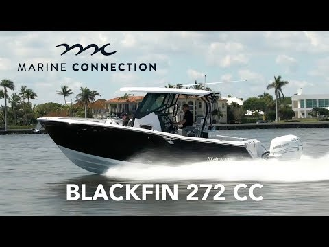 Blackfin 272 Center Console Review - Marine Connection