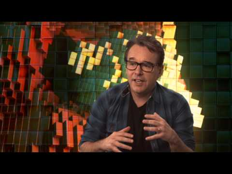 Pixels: Director Chris Columbus Behind the Scenes Movie Interview