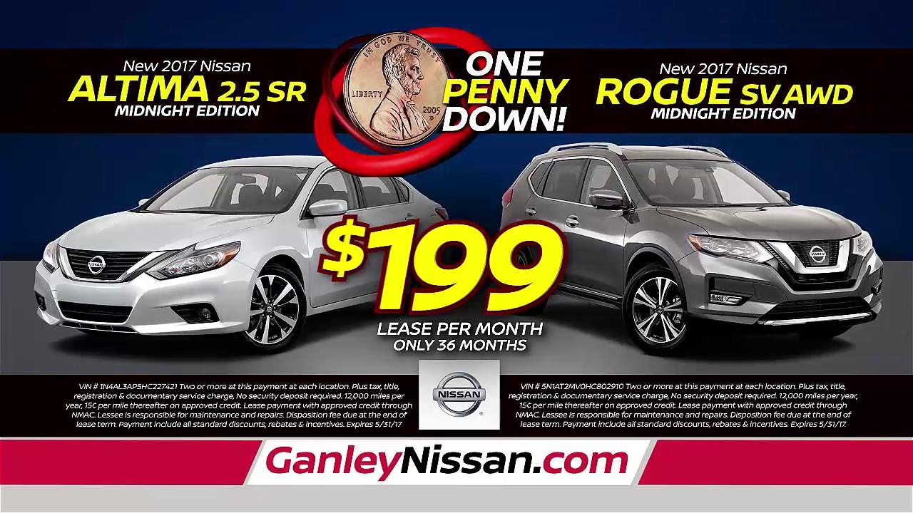 Ganley's Mayfield Nissan - YouTube