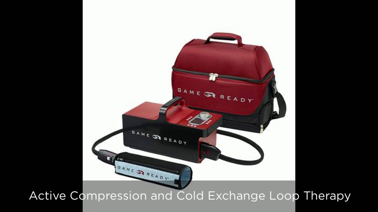 Game Ready GRPro 2.1 Cold Compression Therapy Unit - YouTube
