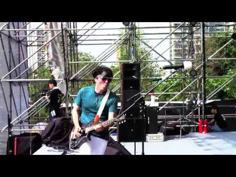 Sonar Lights performing Eleanor Rigby Live @ Midi Festival (Shenzhen) - Raw Video