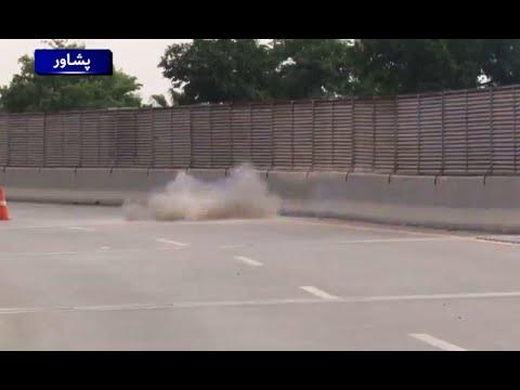 Bomb defused at flyover in Peshawar