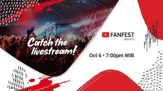YouTube FanFest Jakarta 2018 - Livestream