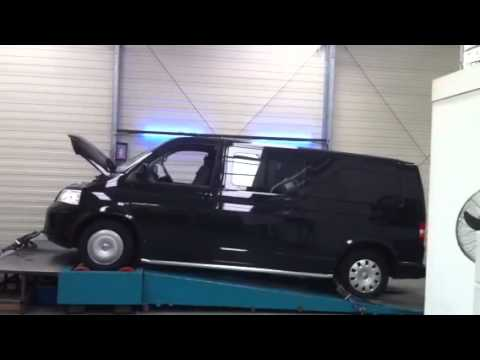 chiptuning vw transporter t5 62kw. Black Bedroom Furniture Sets. Home Design Ideas