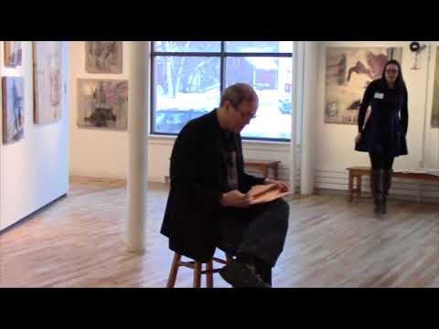 AVA Gallery Artist Talks: Harry Bernard - Was Here