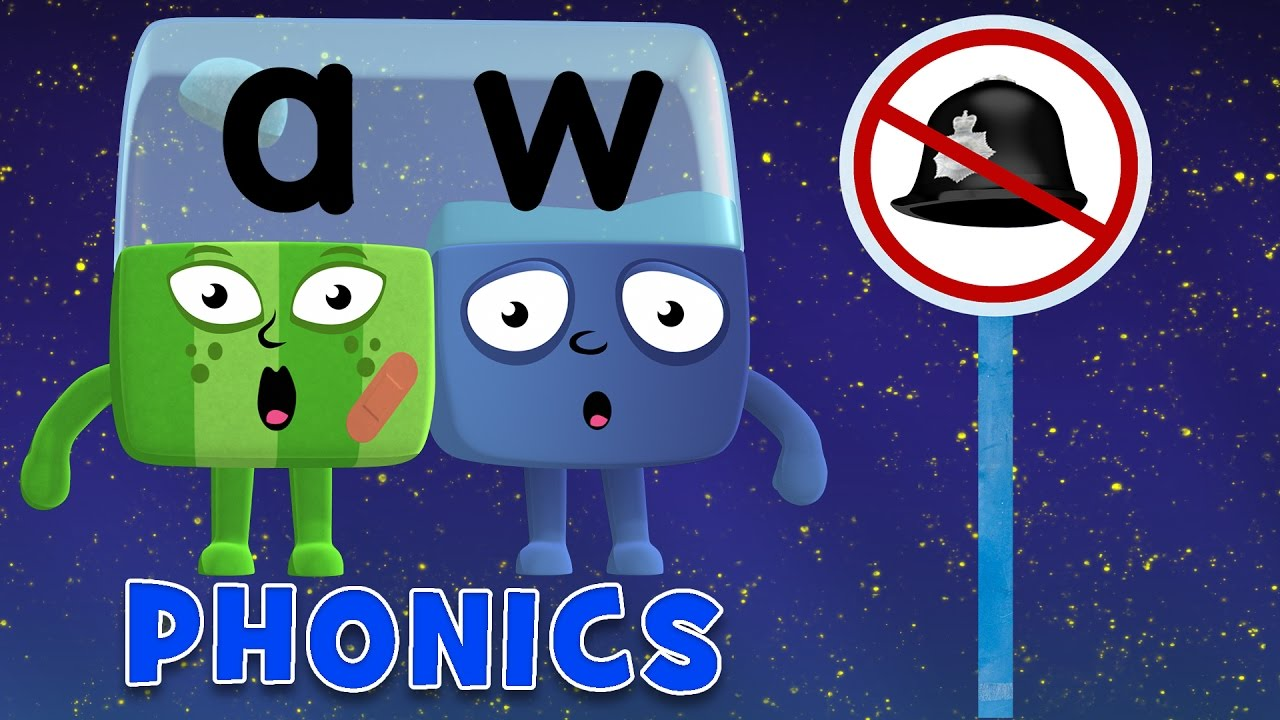 Download Learn to Read   Phonics for Kids   Long Vowels - AU and AW