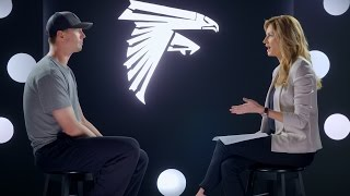 Matt Ryan interview with Erin Andrews