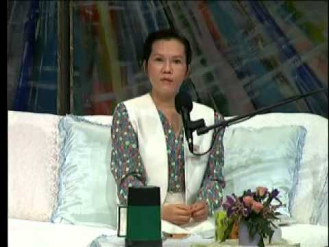 Return To The Innocence of Childhood (2/2)-Lecture by Supreme Master Ching Hai Sweden 1999