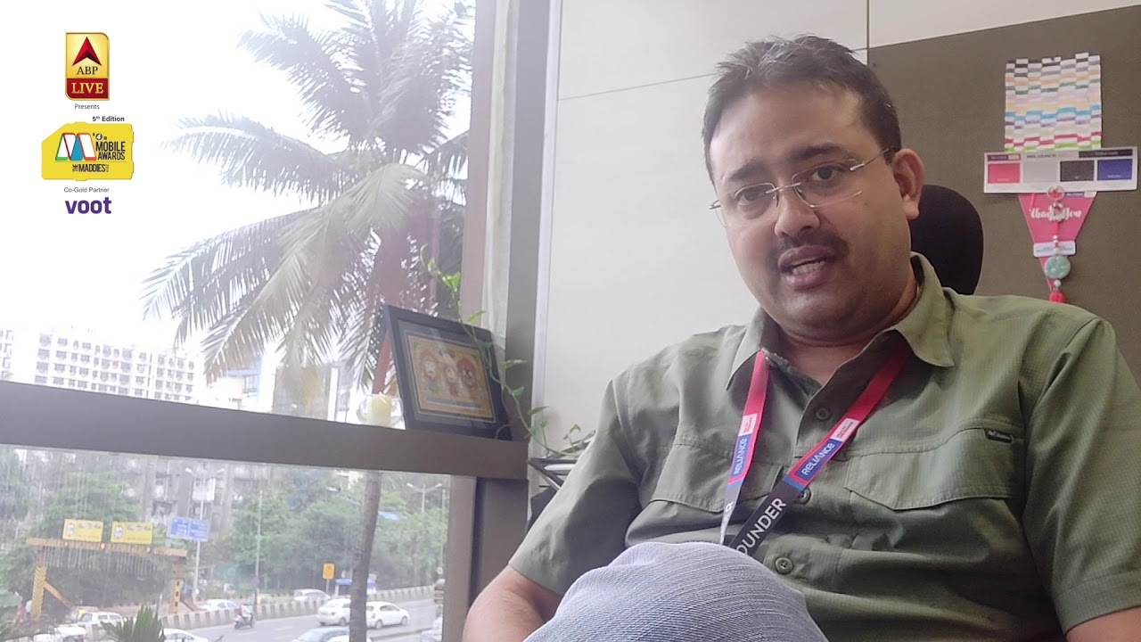Shamik Banerjee, Reliance Health Insurance for Mobile Marketing Awards- The Maddies 2019