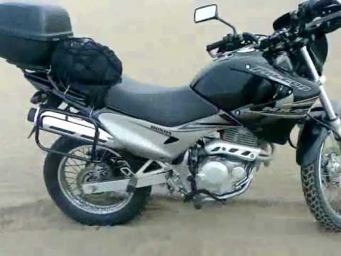 Honda Falcon Nx 400 Viaje - YouTube d48c4d39a6