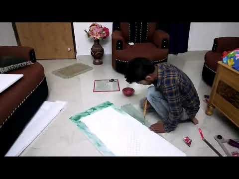 Ganpati Decoration ideas for Home in Thermocol