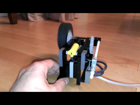 LEGO Pneumatic Air Motor