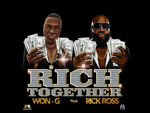 """Won-G feat. Rick Ross """"Rich Together"""""""