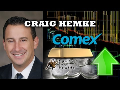 Is the COMEX Finally Breaking this Year? - Craig Hemke of TF Metals Report