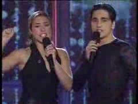 David Bustamante y Gisele-Vivo por ella