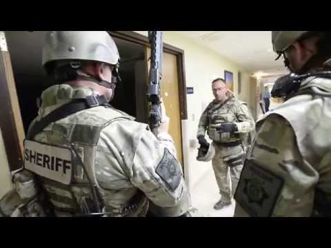 Boulder County SWAT Training