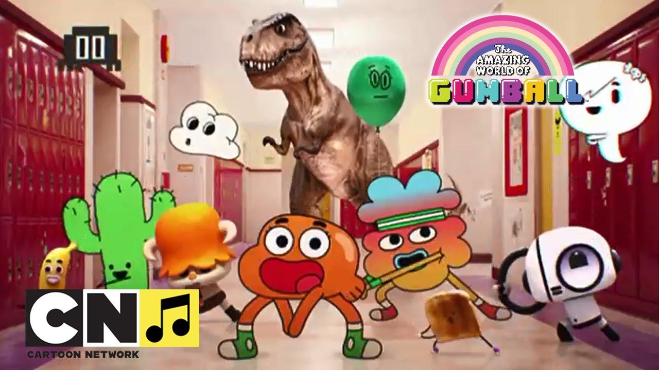 Cosa pensa su di noi canzoni di gumball cartoon network youtube