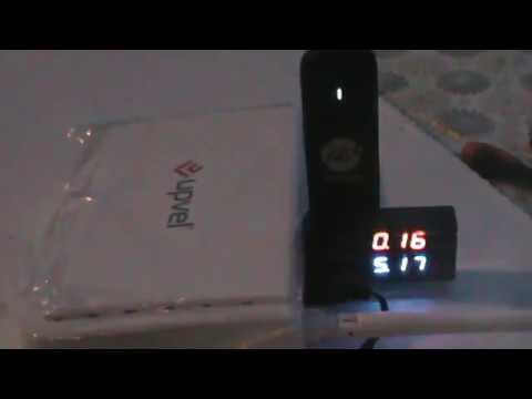 ADSL роутер с поддержкой 4G , UPVEL UR-344AN4G.