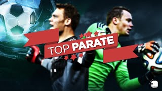 TOP PARATE - Barcellona VS Betis - Liga 4Fun - Finale