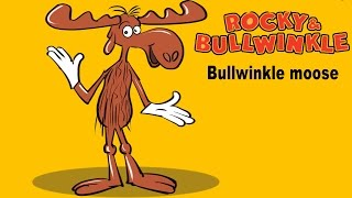 How to Draw Bullwinkle | Rocky and Bullwinkle | Drawing and coloring step by step