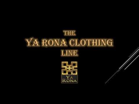 Clothing Line Presentation: YA RONA Mstari wa Nguo(clothing Line)