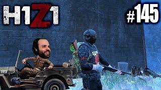 H1Z1 #145   AL FIN... EL ROBO DEL COCHE!   H1Z1 Gameplay Español