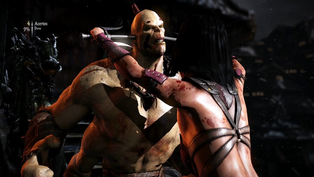Mortal Kombat X Gameplay Mileena Modo Torre Tower Ps4 Xone Pc