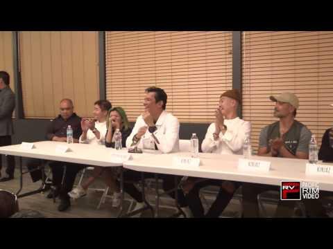 Gary Valenciano The Kinjaz and Katrina Velardo Press Conference
