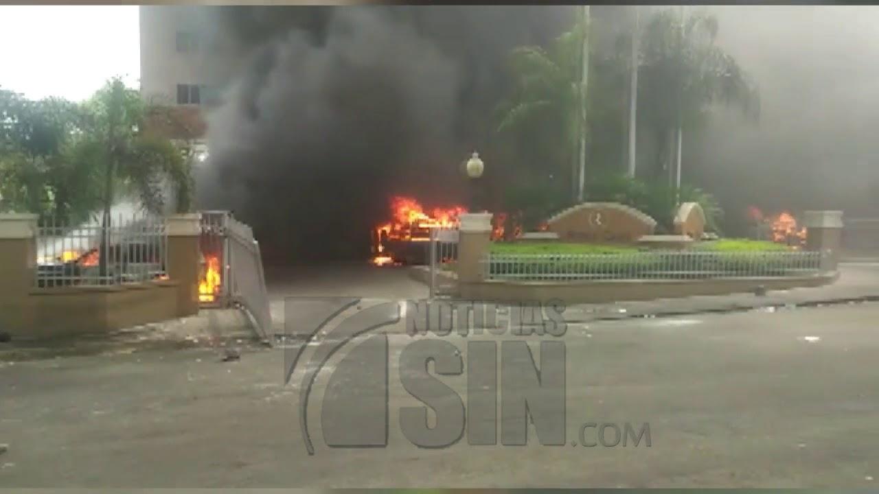 Gobierno haitiano revoca fuerte alza a combustibles tras protestas violentas