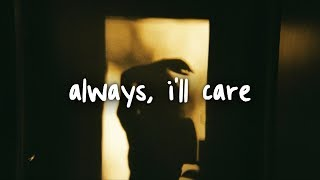 Gambar cover jeremy zucker - always, i'll care // lyrics