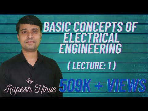 Basic Concepts of Electrical Engineering ( Lecture: 1 )