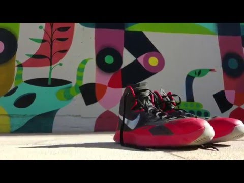 Performance Test Review on Nike Lunarlon Hyperquickness - YouTube a50afcbdf