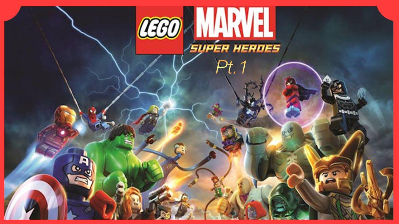 lego marvel avengers how to super jump