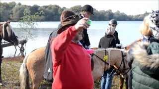 Fuchsjagd AMR 2013: Reiten, Springen, Baden gehen