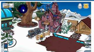 Club Penguin Earth Day Party 2011 - Easter Scavenger Hunt Cheats [HD]