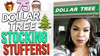 75 STOCKING STUFFER IDEAS FOR $1 🎄BEST DOLLAR TREE STOCKING STUFFERS THAT